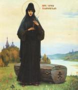 Sfînta preacuvioasa Elena (Флоровская), apărătoarea Kievului.