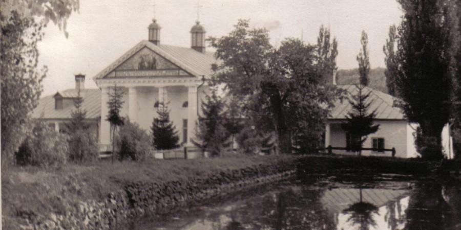 havuzul mănăstirii